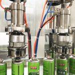 Mesin Pengisian Boleh Aerosol Untuk Kartrij Gas Butana
