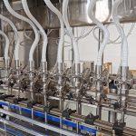 Mesin Pengisian Cecair untuk Sistem Talian Pengisi Botol