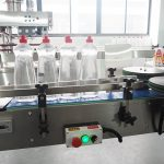 Garis kadbod botol mesin pengisian cecair