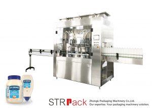 Mesin Pengisian Pam Rotor STRRP